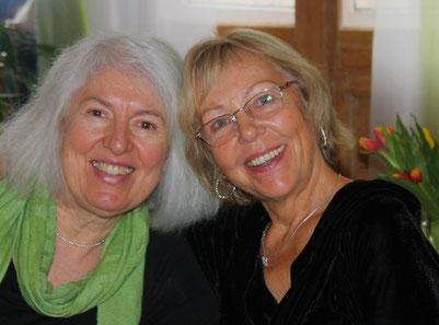 Susanna Lübcke und Anne Söller