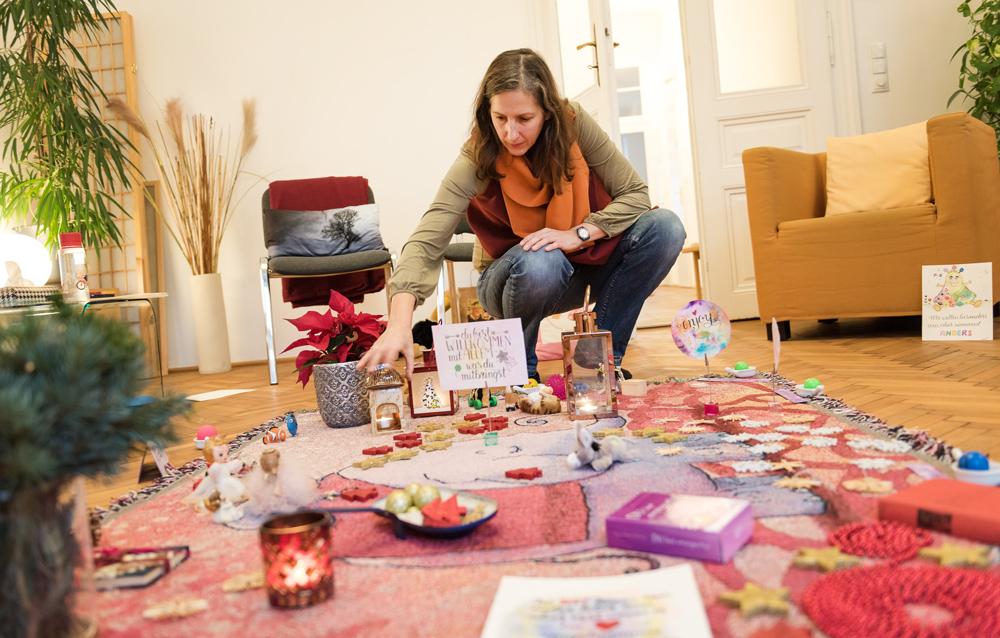 Meditation im Alltag: Was spüre ich?