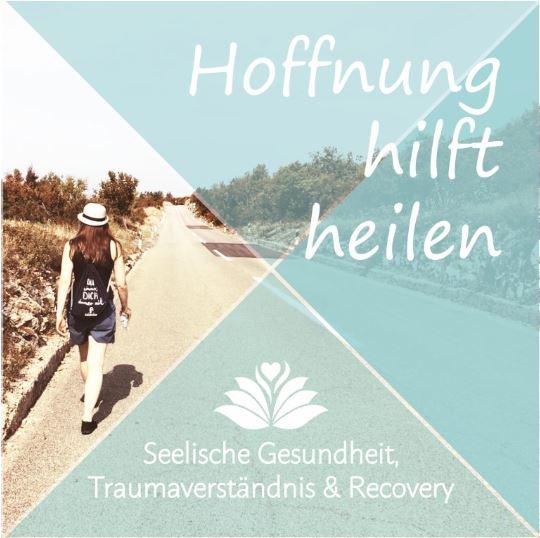 """Podcast """"Hoffnung hilft heilen"""" von Martha Pany"""