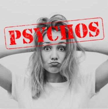 """Podcast """"Psychos"""" von Valeria Anna Lampert"""