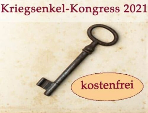 Kriegsenkelkongress – jetzt kostenfrei online
